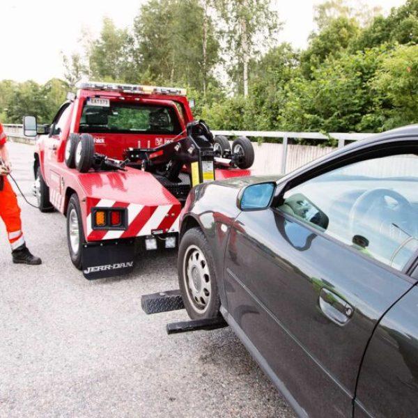 Räddningskåren ger hjälp i nöden.